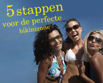 5 stappen voor de perfecte bikinizone